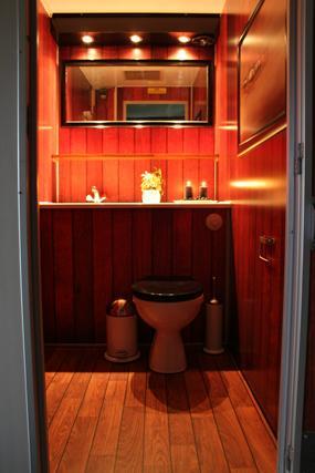 Køletrailer / Toiletter